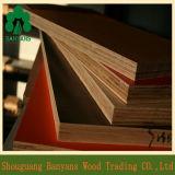 La madera contrachapada comercial superventas/la madera contrachapada de lujo/la madera contrachapada de la melamina cubre precios