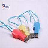 Câble micro spécial d'USB de chaîne principale pour Samsung S6