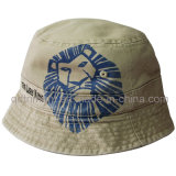 Lavado bordado bordado Leisure Fishing Bucket Hat (TMBH8998)