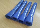 Tubo modificado para requisitos particulares del silicón, manguito del silicón, aislante de tubo del silicón, tela reforzada tubo del poliester 4ply del silicón