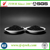 Carvão ativado com cloração com base no carvão