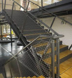 ステンレス鋼の手すりロープの網