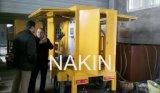 Installatie van het Recycling van de Isolerende Olie van Zym van de reeks de Mobiele