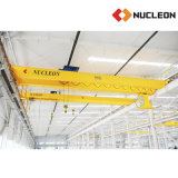 Double grue de pont à poutres de nucléon 15 tonnes avec le prix concurrentiel