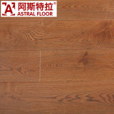 12mm Wood Grain (u-cannelure) Laminate Flooring avec Wax et Underlayment/(AS1036)