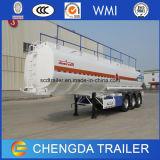 3axles 45000 Liter Brennölgas-Becken-LKW-Schlussteil-