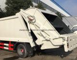 Het Kompres van het Vuilnis van Shacman 10t & vervoert 10 Ton van de Samengeperste Vuilnisauto