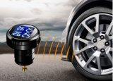 Affichage à LED de haute qualité 4 capteurs Surveillance sans fil de la pression des pneus