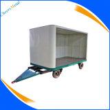十分に引き戸の航空手荷物のトロリートレーラーによって密封されるSc020f