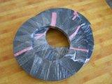 Cordon noir de Viton, cordon de FKM, cordon de Fluorubber fait avec le caoutchouc 100% de Virgon Viton