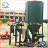 Zufuhr-Zerkleinerungsmaschine und Mischer-Maschine