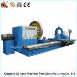 Deber pesada máquina horizontal CNC Torno