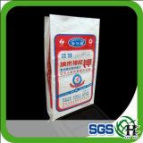 50kg vendem por atacado o saco de portador tecido PP personalizado plástico do cimento