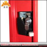 최신 판매 현대 디자인 간단한 싸게 12 문 강철 옷 수납장
