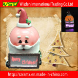Polimero Clay Christmas Decorations Ornament con il LED Light/Wordpad
