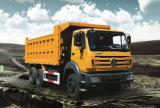 De Vrachtwagen van de Kipper van Benz 6x4 380HP van het noorden met Capaciteit 19CBM (ND3255B41J/2538KZ)