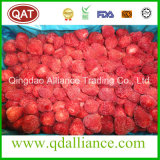 IQF Strawberry with Sugar Adicionado 4 + 1