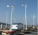 система ветротурбины 5kw и панели солнечных батарей гибридная