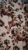 Tissu de tricotage de sofa d'impression