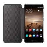 в случай кожи Flip окна взгляда ответной части 9 Huawei