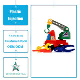 カスタマイズされたプラスチック製品の子供または子供のおもちゃのプラスチックシェルのプラスチック注入型