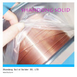 中国の製造業者dB TUVのセリウムの公認Er70s-6溶接ワイヤ