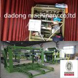 Maquinaria automática llena del compositor de la chapa de la base de la venta de la máquina caliente de la carpintería