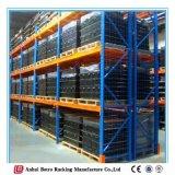Cremalheiras de fio industriais do equipamento econômico e ajustável do armazenamento do metal