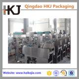 Macchina per l'imballaggio delle merci della pasta lunga automatica con tre pesatori