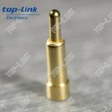 Pin de SMT Bass Spring Pogo com perfil baixo, High Durability
