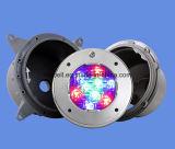 lumière sous-marine de syndicat de prix ferme de STATION THERMALE de l'acier inoxydable DEL de 9W Reccessed