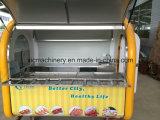 Carro móvel do alimento da venda 2017 quente com melhor qualidade