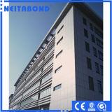 El panel compuesto de aluminio de Acm de la serie de la ingeniería para el revestimiento de la pared exterior