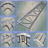 Bandeja de cable larga de la escala del palmo con el GOST/TUV/UL del Ce/