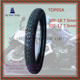 300-18 der langen Lebensdauer-300-17 Reifen Motorrad-inneres Gefäß-Nylondes motorrad-6pr