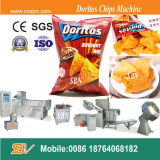 Doritos a fait frire la machine de casse-croûte de frites de farine