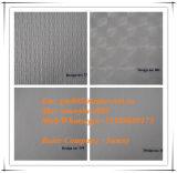 Tuiles de plafond de gypse stratifiées par PVC d'approvisionnement d'usine