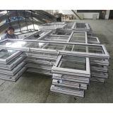 Portello di alluminio rivestito della stoffa per tendine della polvere bianca di colore di alta qualità Kz090