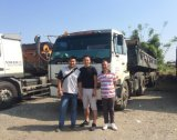 放射状の雄牛の鋼鉄トラックのタイヤ