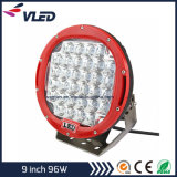 Offroad 4WD Runde 96W LED Arbeits-Licht-Autoteile