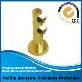 28/22mm 금속 커튼을 거는 막대 조정가능한 부류, 두 배 커튼을 거는 막대 부류 기계설비 이음쇠