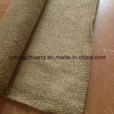 Insulation termico Materials Refractory Ceramic Fiber Cloth con Vermiculite Coating