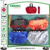 Faltbare Polyester-Laufkatze-Einkaufstasche