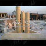 Fontana dell'oro del deserto per la decorazione Mf-1036 del giardino