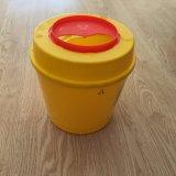 De plastic Container van de Verwijdering van Sharps van de Naald