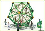 Campo de jogos de escalada ao ar livre clássico da esfera do espaço de Kaiqi (KQ60144A)
