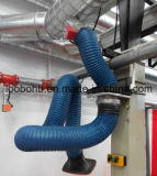 Industrielles Dust Collection Arms für Multiple Welding Fume Extraction System