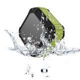 Bluetoothの防水無線携帯用小型スピーカー
