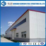 Pakhuis van de Structuur van het Staal van de douane het Ontwerp Gegalvaniseerde met Certificatie