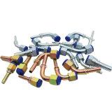 여성 Eaton 표준 Npsm 스테인리스 유압 호스 이음쇠 21691의 90 Deg